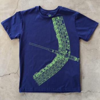 Camiseta Plano Piloto