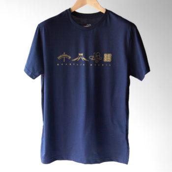 Camiseta Ícones