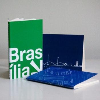Caderninhos de Brasília