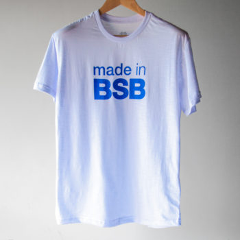 Camiseta Made in BSB