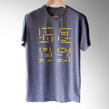 Camiseta Superquadras