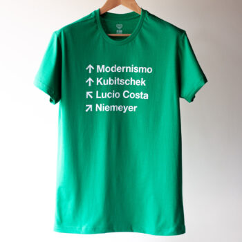 Camiseta Sinalização
