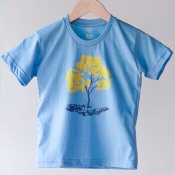 Camiseta Infantil Ipe