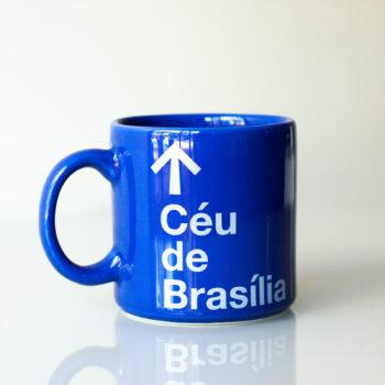 Caneca Céu de Brasília